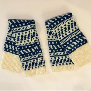 Accessories - Fair isle leg warmers